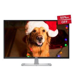 $149.99 包邮Dell D3218HN 1080p 32