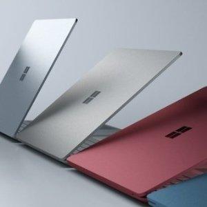 $879.2(原价$1499)最后一天:Microsoft Surface Laptop 超薄笔记本电脑