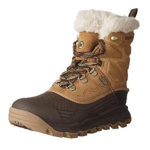 $29.4起Merrell女款户外防水保暖雪地靴 反季囤