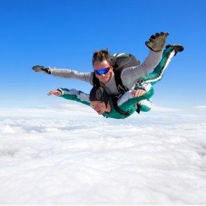 $159起 体验45秒失重落体运动迈阿密高空跳伞 最高高度超10,000英尺