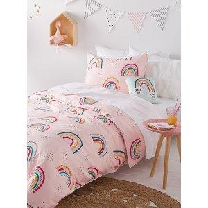 彩虹床品套装