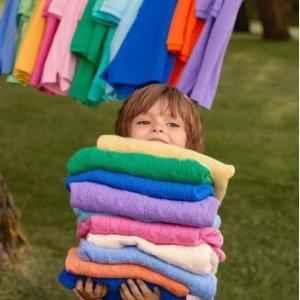 低至5折+额外9折TNF、Nike、Ralph Lauren 等童装特卖 $7收levis宝宝Tee