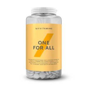 myvitamins一片补齐复合维生素复合维生素 One for All 30片