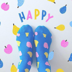 Dealmoon Birthday Exclusive!30% off + Free Shipping @ Happy Socks
