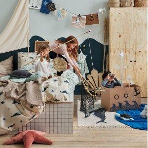 低至3折 €3起收抱枕H&M 家居好物专场大促 居家必备高颜值Ins风