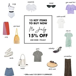 Extra 15% OffWConcept Sitewide Sale