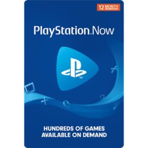 SonyPlayStation Now Subscription – 12 Months Subscription