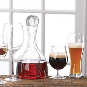 额外8折Lenox 全场玻璃器皿、酒具等节日促销