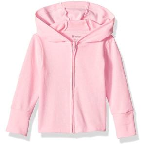低至7折 封面款仅$7Hanes 精选儿童婴儿服饰热卖