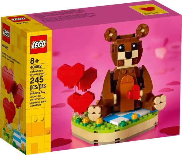 情人节棕熊 40462   Miscellaneous
