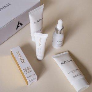 8.5折 改善皮肤问题AlphaH 澳洲小众药妆 美容院专用