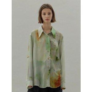 Low Classic丝绸衬衫