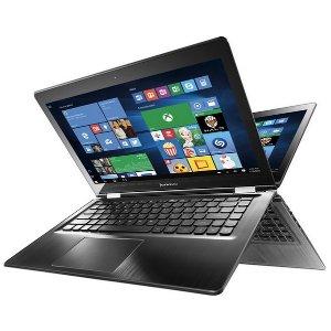 $699.99 (原价$899.99)Lenovo Flex 4 15吋 翻转触屏笔记本(i7-7500U, 16GB, 512GB, 独显)