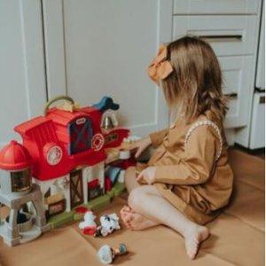 8折  彩虹圈$7.96Fisher Price 宝宝益智玩具热卖 收经典摇摇椅