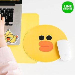 Line Friends鼠标垫