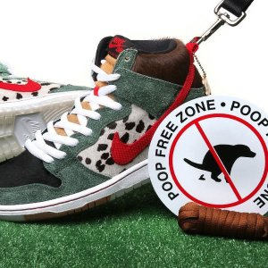 $110SB Dunk Walk The Dog @ Nike.com