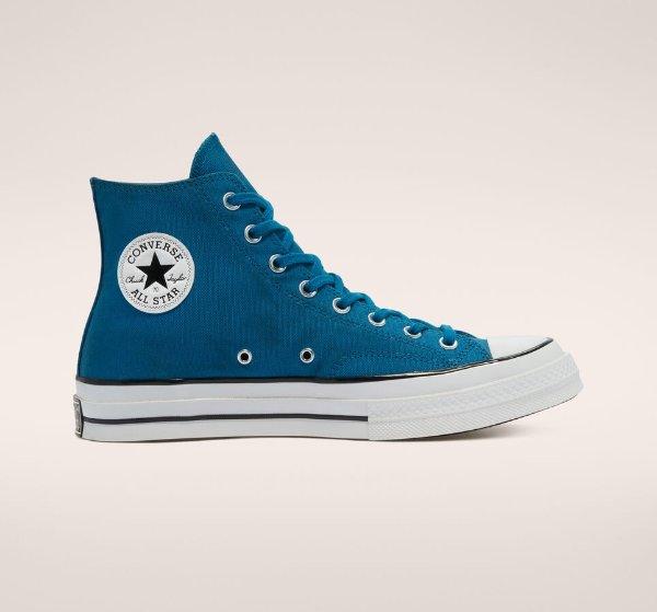 Distressed Chuck 70 帆布鞋