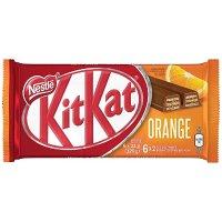 雀巢 KITKAT 香橙巧克力威化饼干 6x20.7g