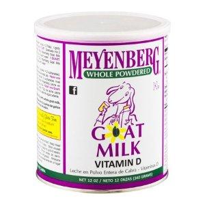 $9.96Meyenberg 全脂100%纯山羊奶粉(含维他命D) 12盎司