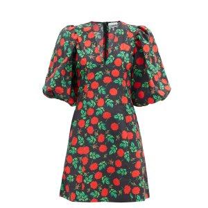 Ganni连衣裙