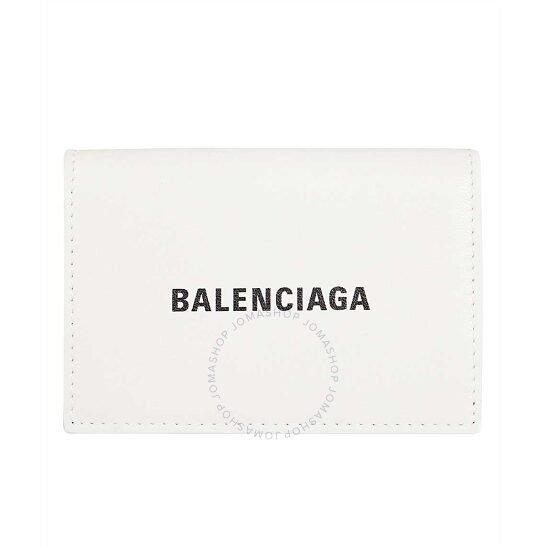 Balenciaga Mini Logo 钱包