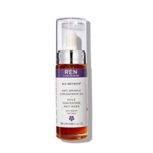 Ren skincare抗衰老油 有效对抗皱纹