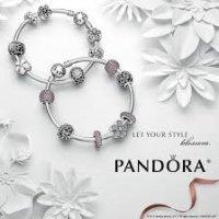 Pandora 全场首饰热卖 显气质神器