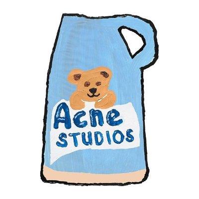 低至3折 £138收粉色笑脸毛衣Acne Studios 全场折扣进行时 秋冬衣橱大换血