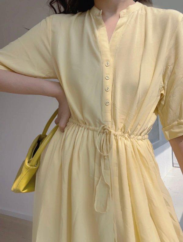 INES 联名连衣裙