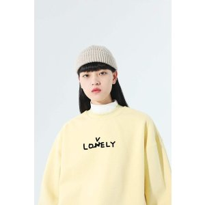 PRODLovely Graphic Crewneck Sweatshirt