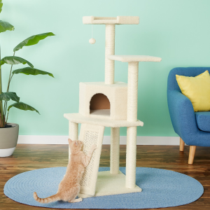 Up to 45% OffFrisco Selected Cat Trees & Scratchers on Sale