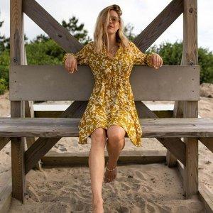 低至5折+额外8.5折+包邮折扣升级:French Connection 女裙热卖