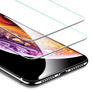$10.89(原价$14.99)闪购:ESR  iPhone Xs Max 钢化玻璃屏幕保护膜2片