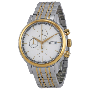 Extra $25 OffTISSOT Carson Automatic Chronograph Men's Watch T0854272201100