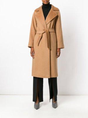 Max Mara 最著名款羊绒大衣