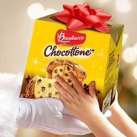 Bauducco Chocottone 传统意式甜面包 26.20oz 家庭装