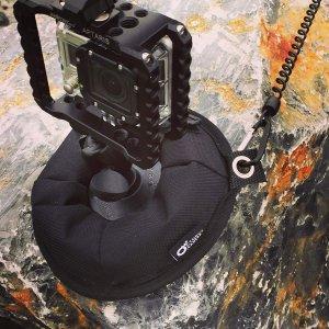 现价€21.1(原价€30)OctoPad 通用型相机支架 特价