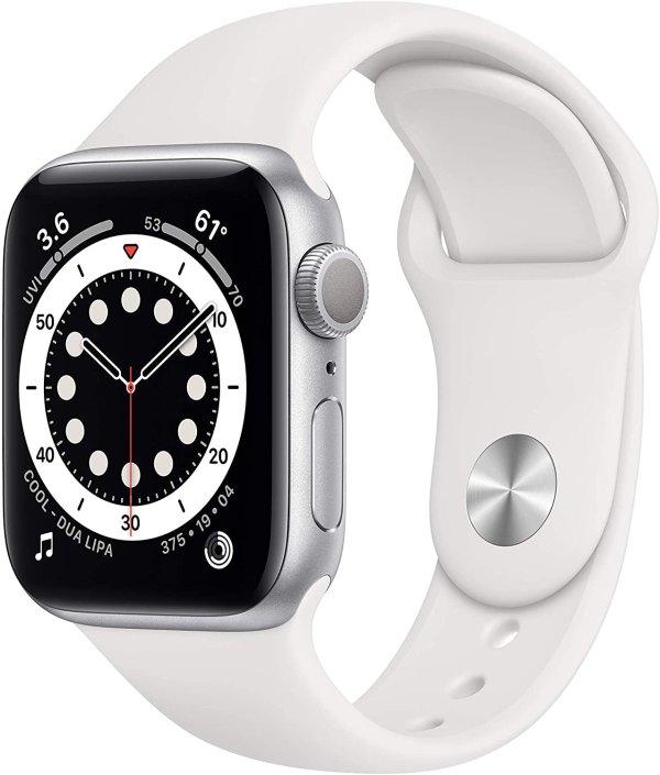 Apple Watch (GPS, 40mm) 6代