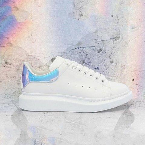 $440 (原价$650) 码全上新:Alexander McQueen 小白鞋定价优势 再降$50