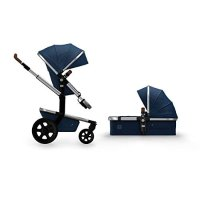 Joolz Day3 Stroller with Bassinet in Classic Blue