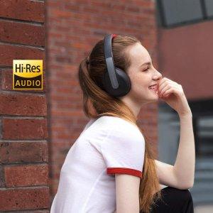 6.5折特价 仅售€29.99Anker Soundcore Life Q10 Hi-Res认证 头戴式无线蓝牙耳机