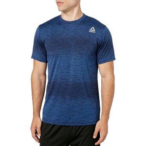 ReebokBuy One Get One FreeMen's Ombre Performance T-Shirt