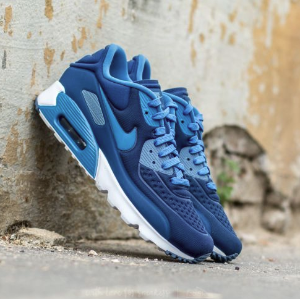 $67.99Nike Air  Max 90 Ultra 2.0 男鞋特卖 黑色 深蓝两色可选