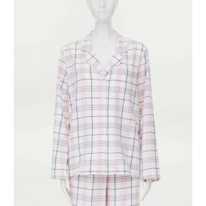 LOFT Outlet15% off $100Plaid Pajama Top