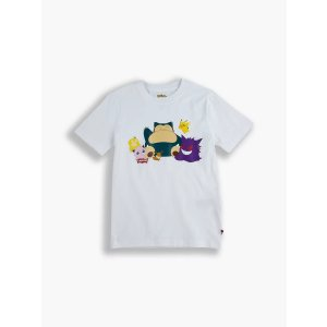 Levi's大童款T恤