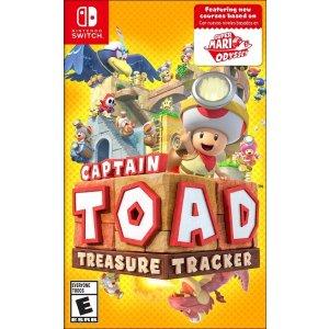 Nintendo蘑菇队长 Switch
