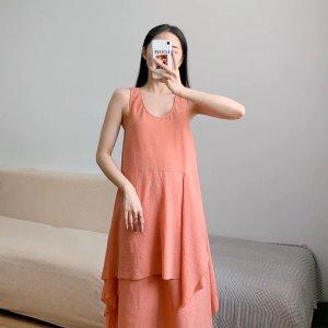 COS层次连衣裙
