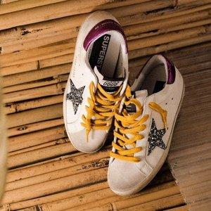 低至3.5折 爆款新品惊喜价 变相6.6折最后一天:Golden Goose 小脏鞋独霸时尚圈 抓住最后机会
