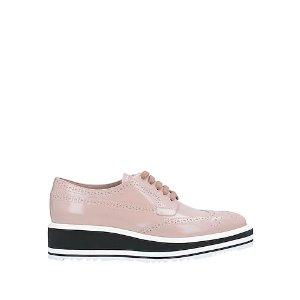 Prada厚底鞋