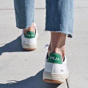 全场8折 £84收江疏影同款V-10Veja 小白鞋折扣进行时 极简单品点缀你的穿搭